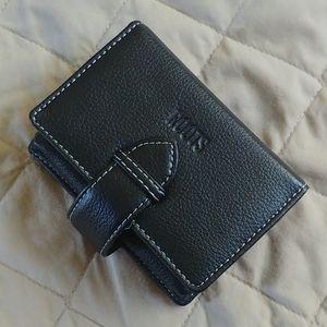 Roots Card Holder Wallet